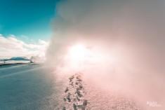 Fantastic Photos of Lunar Landscapes in Iceland