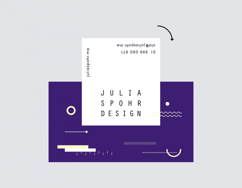 Julia Spohr | Personal Identity