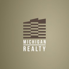 Michigan Realty Logo Design