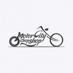 Motor City Chop Shop Logo Design