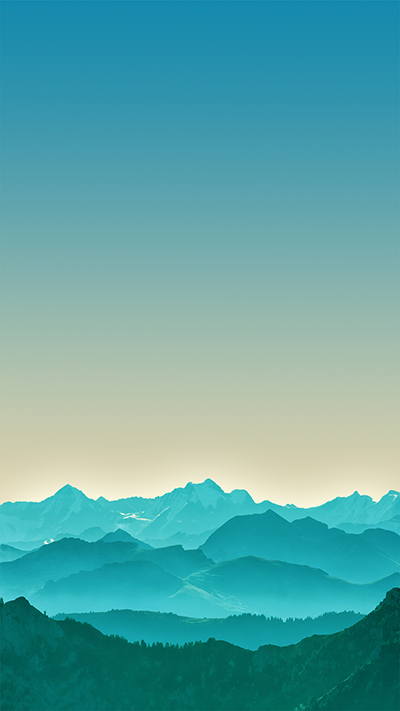 Awesome Mountain Wallpaper iPhone 7 Plus