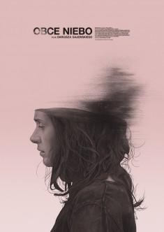 "Festival posters for Dariusz Gajewski's film ""Strange Heaven"""