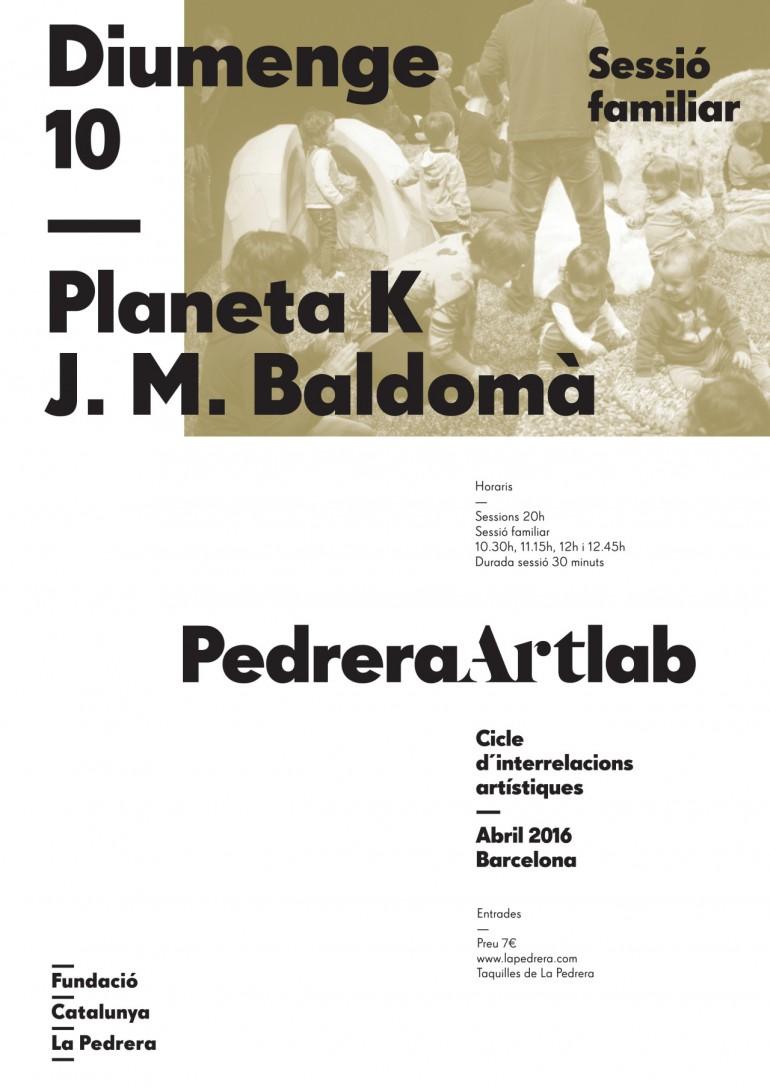 PedreraArtlab Identity by Quim Marin Studio