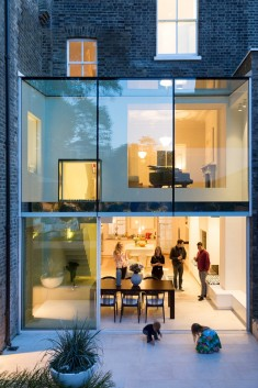 Richmond Avenue House / Lipton Plant Architects