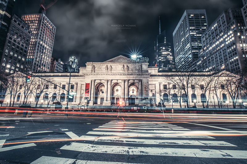 Superb Photography of New York City at 3 AM