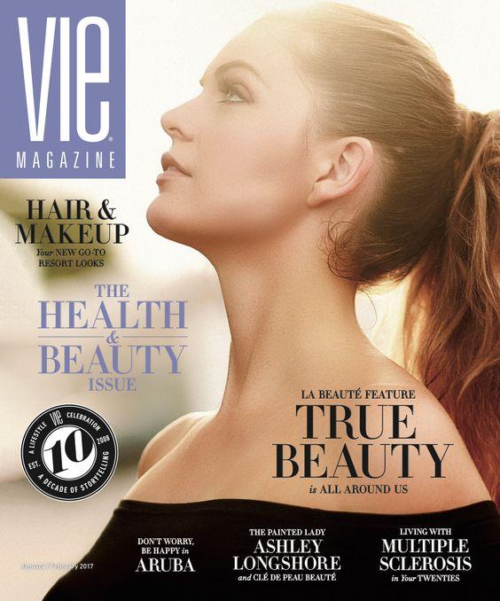 VIE Magazine January/February 2017 Cover