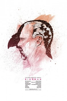 Birdman by Harijs Grundmanis