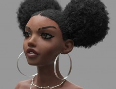 Amazing 3D Character Designs