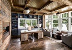 Creative Rustic Spaces to Meet the Modern Requirements