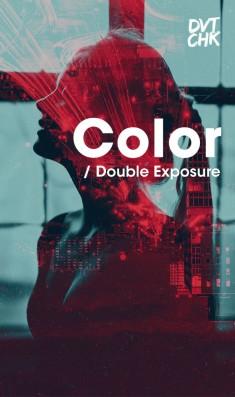 Color – Double Exposure