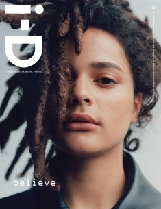get the first look at i-D's big issue!