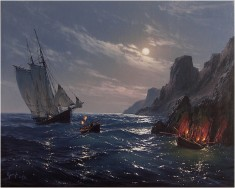 Hyper Realistic Oil Paintings of Marine by Marek Rużyk