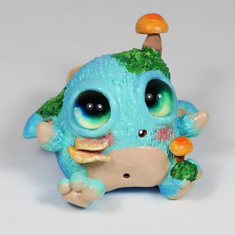 Cute and Weird Enchanted Creatures