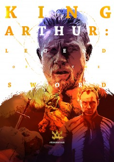 King Arthur: Legend of the Sword – Talenthouse