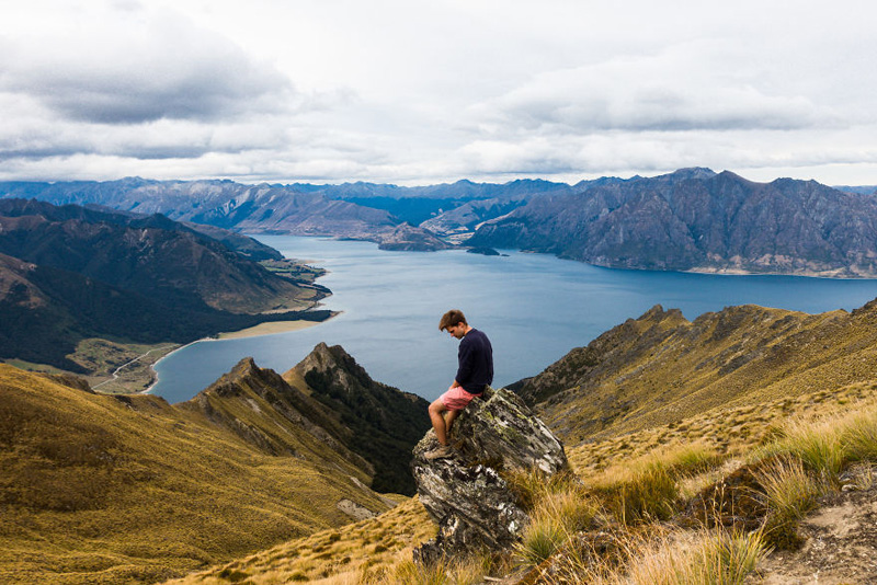 Most Epic Road Trip Ever of Jacob Laukaitis who Drove 8,000km Around New Zealand