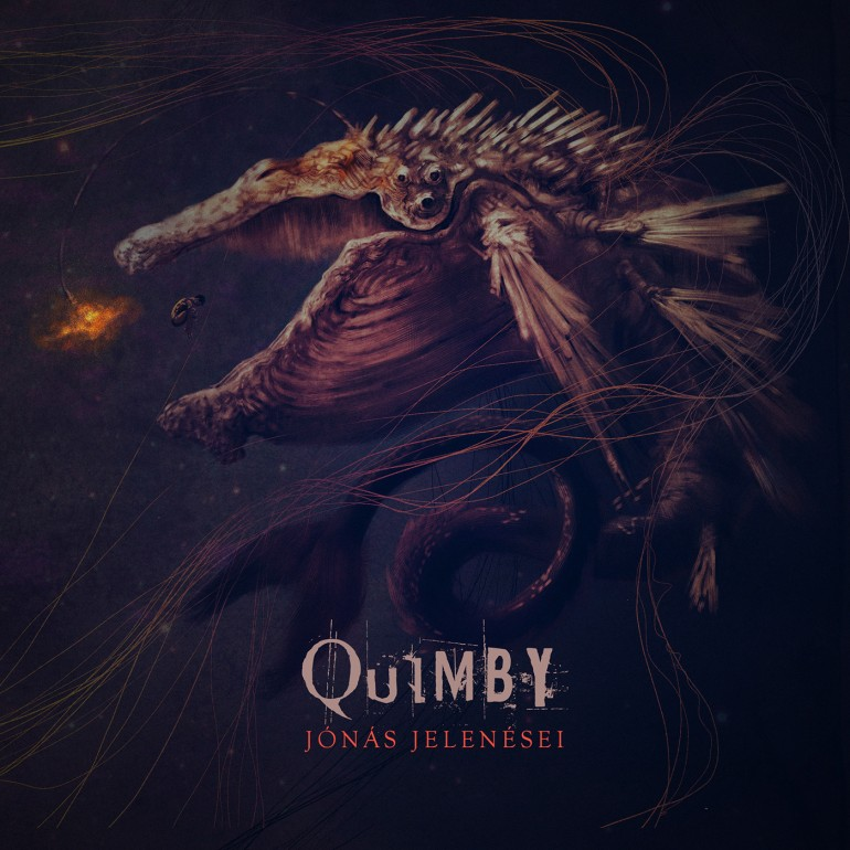Qumby – Jonas Apparitions LP