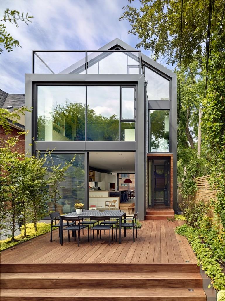Skygarden House / Dubbeldam Architecture + Design