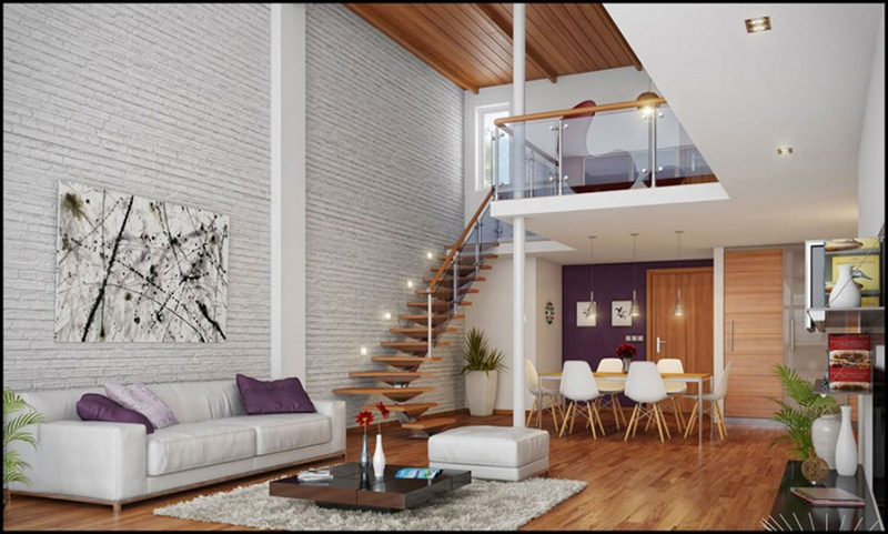 Stunning Brick Wall Interior Design Ideas