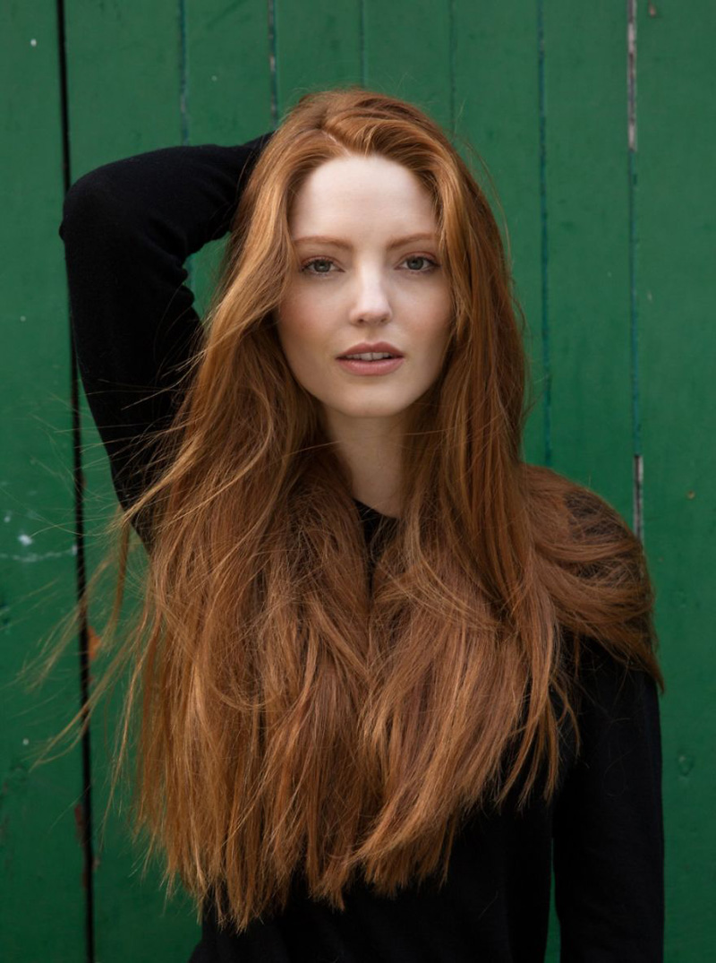 The Incredible Beauty of Red Hair from All Over the World