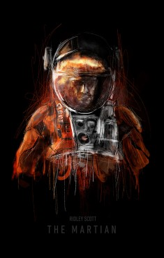 The Martian by Rafal Rola