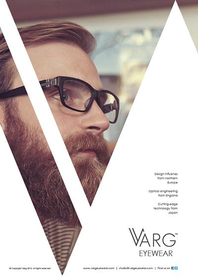 Varg Eyewear Advertisements