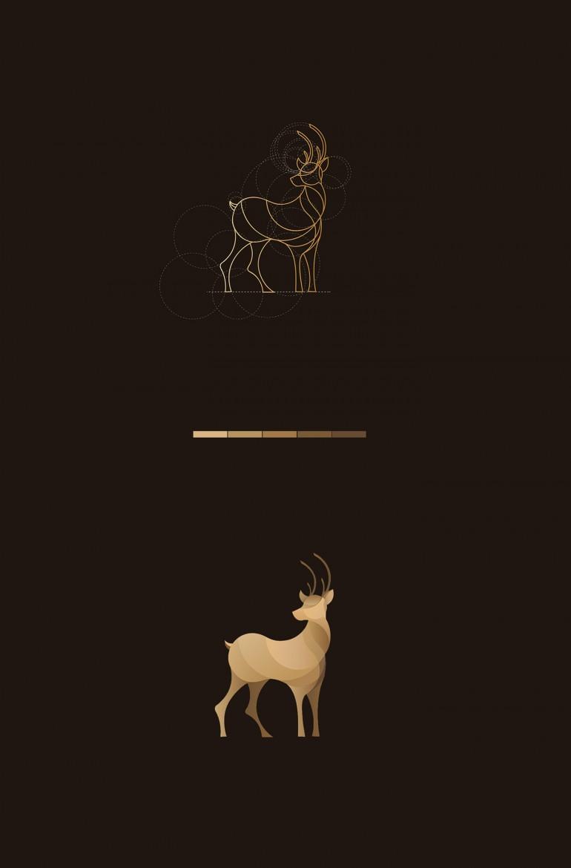 Wild Lines : Animal Logos