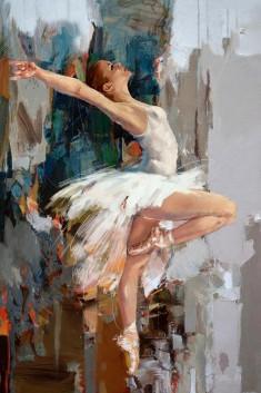 Ballerina 22 by Mahnoor Shah