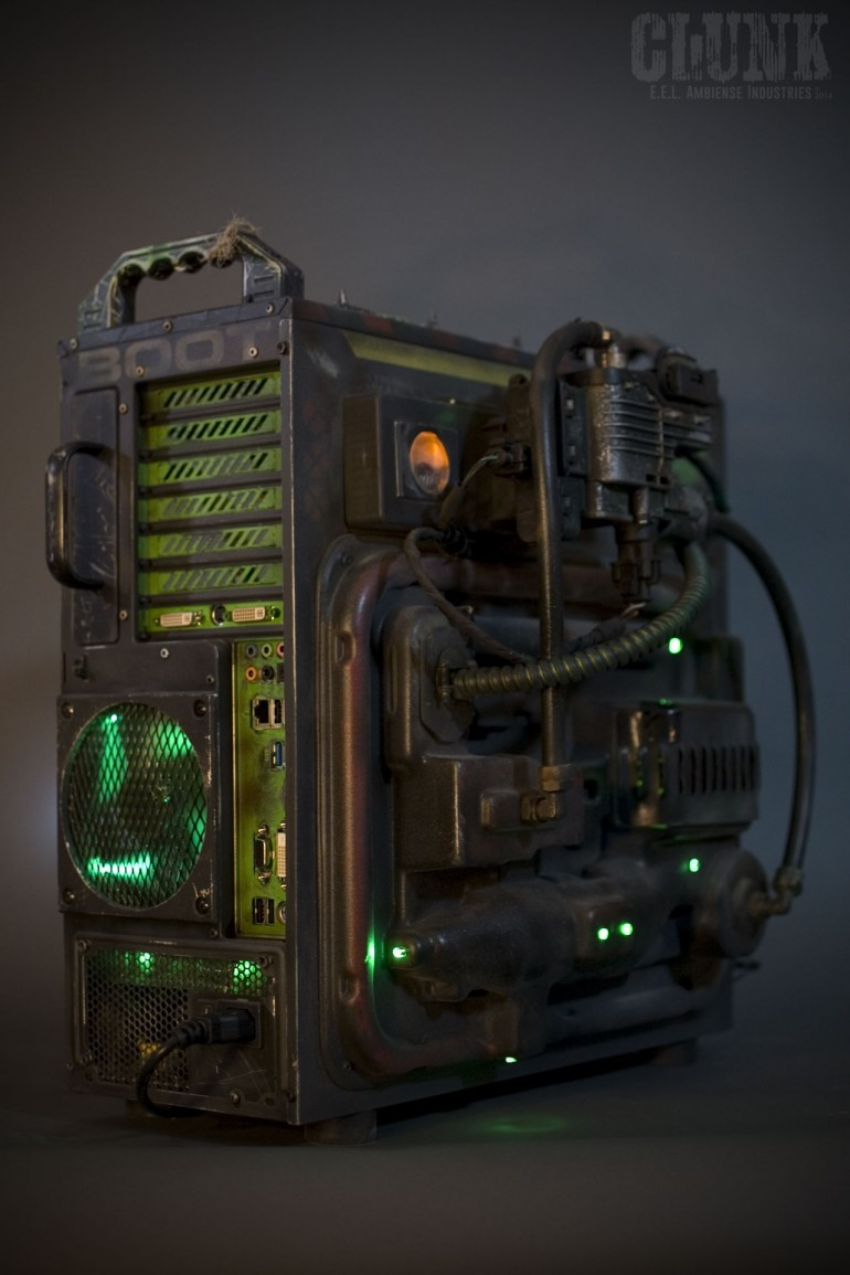 Case Mod Friday: Project CLUNK