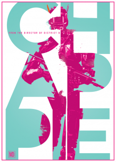 Poster design for Chappie
