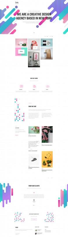 Fenix – Minimal Creative