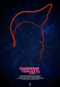 Guardians of the Galaxy Vol. 2 by Doaly
