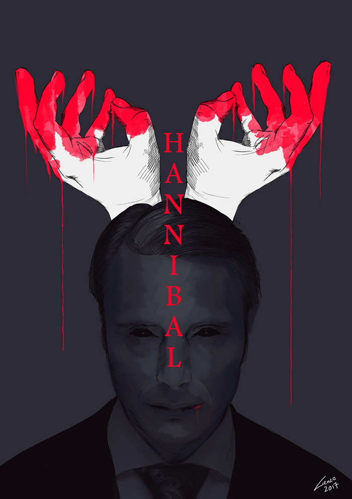 Hannibal by Genzo