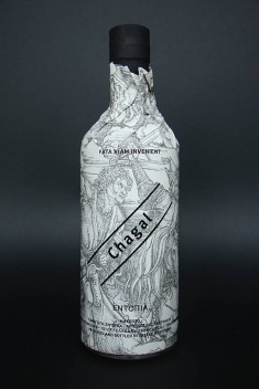 Entopia Chagal, Packaging, 2013