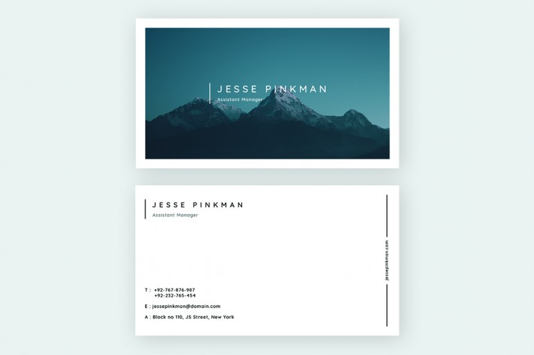 Business card design by HDesigns
