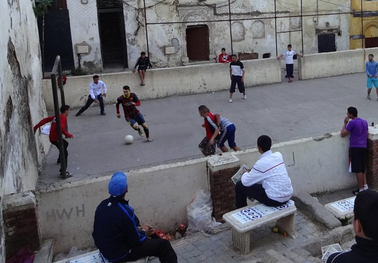 Messi in Casbah