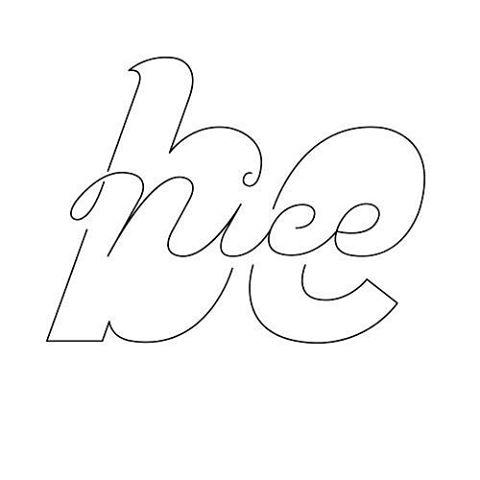 Be Nice by Ceizer