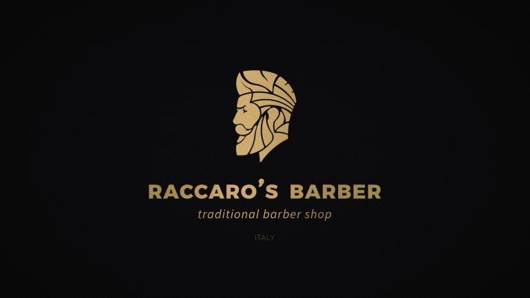 Raccaro's Barber – Visual ID