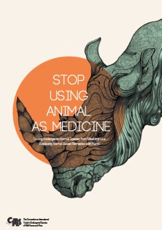 Stop using Animal as Medicine