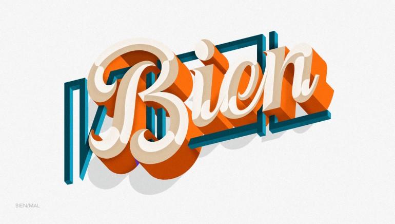 #TYPECROSS Bien/Mal
