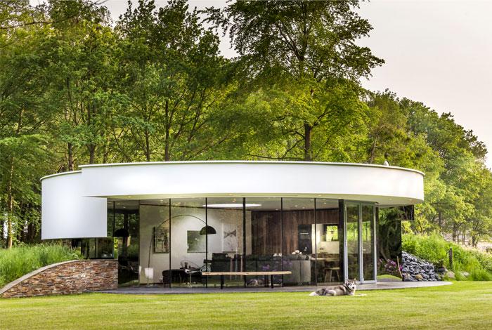 360 Degree View Villa by 123DV