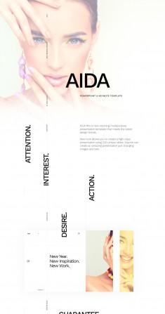 AIDA Presentation Template