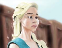 Artist Beautifully Draws Real Life Movie Characters as Cartoons