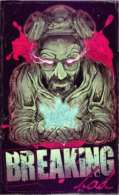 Breaking Bad Fan-Art