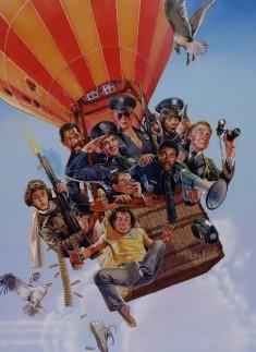 Brilliant Movie Poster Work of Drew Struzan