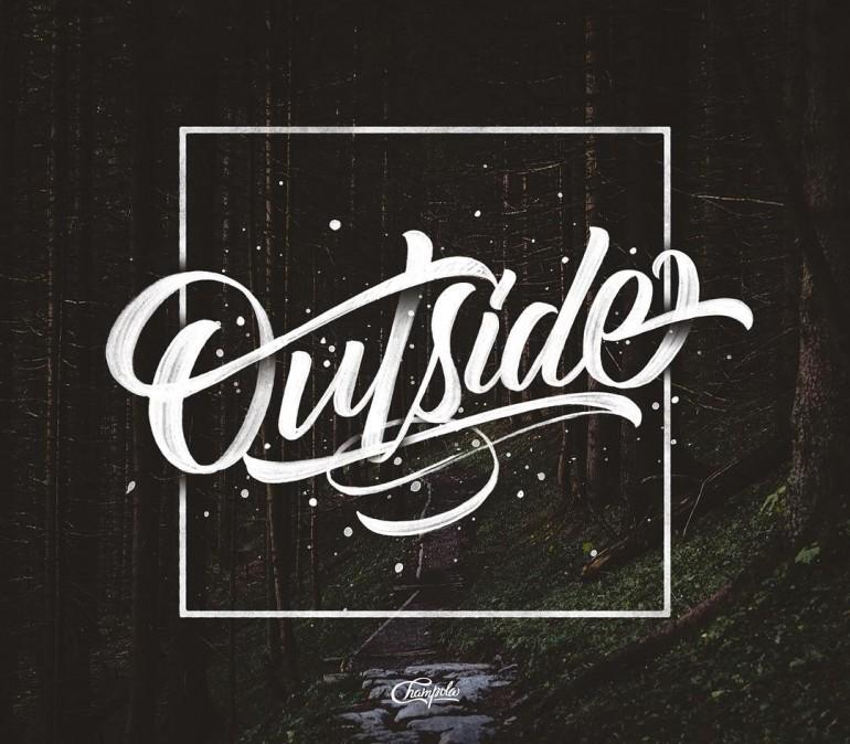 Go outside.🌿