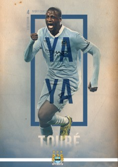 Manchester City Poster Series
