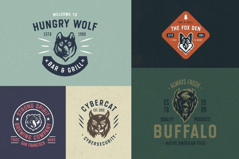 Animals Marks & Badges