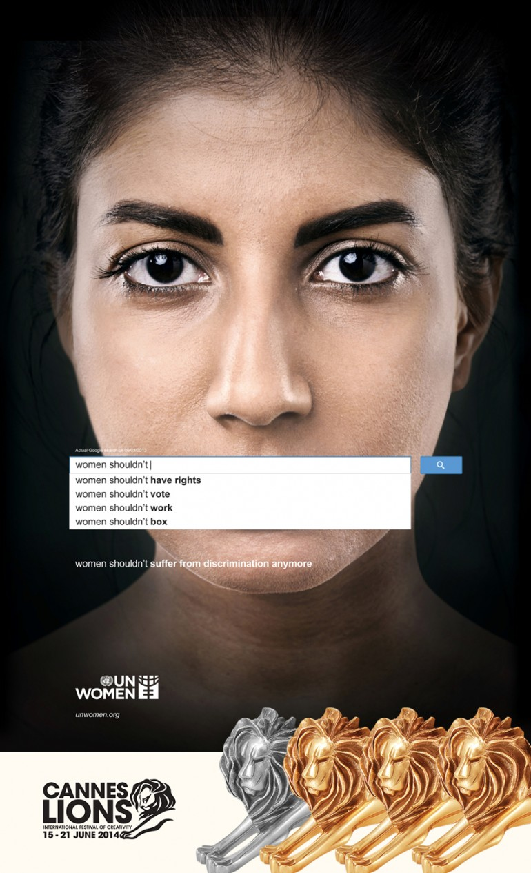 Un Women – Cannes Lions 2014 – Winner