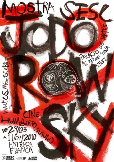 Mostra Sesc Jodorowsky