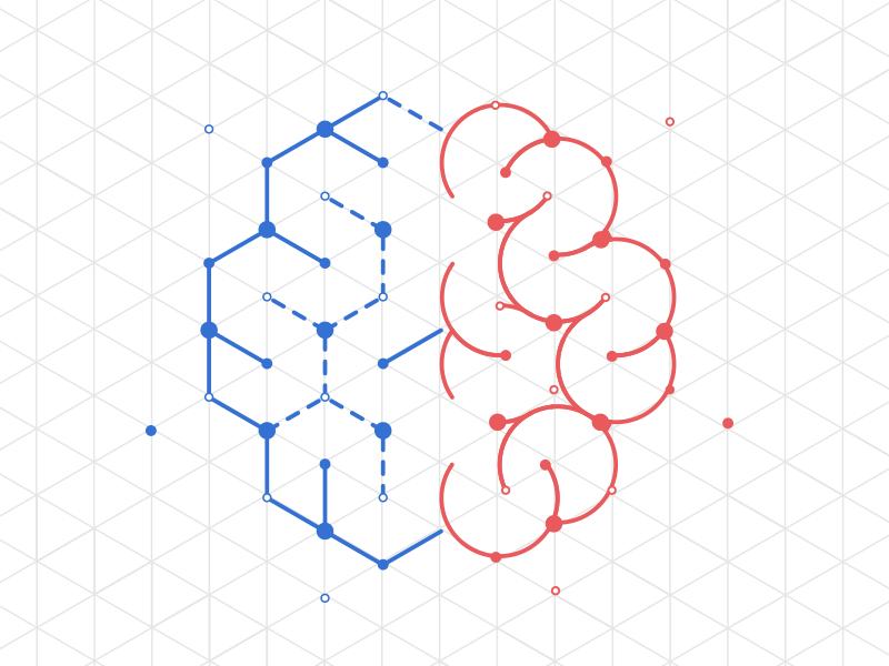 Devarium Brain construction grid by Sébastien Navizet